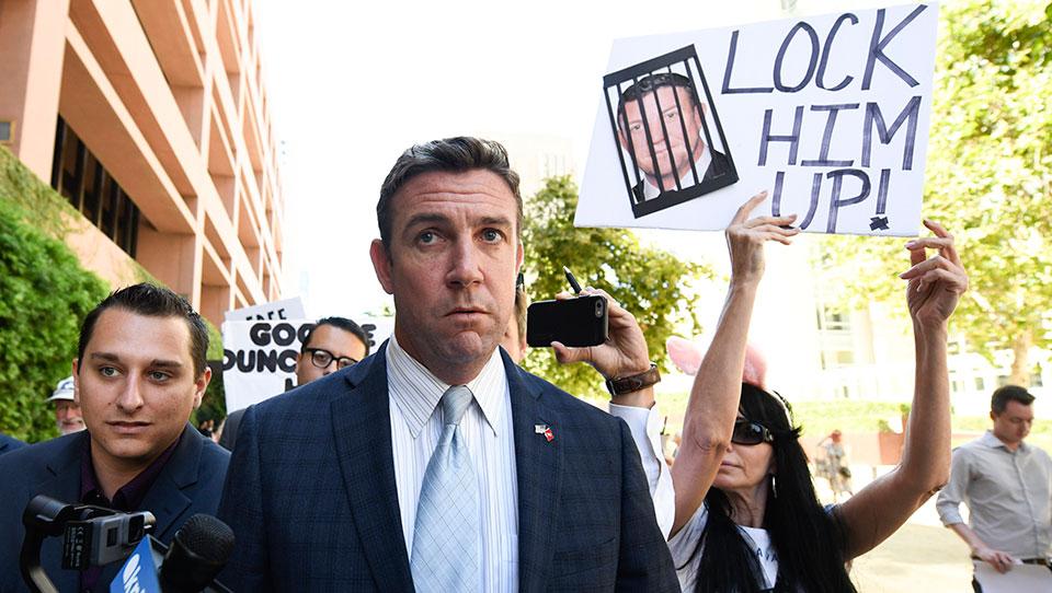 Can Republican Rep. Duncan Hunter keep his Southern California seat?