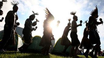Responsabilizan a Bolsonaro con invasión de tierras indígenas
