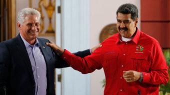 São Paulo Forum: Venezuelan and Cuban presidents call for unity against U.S. imperialism