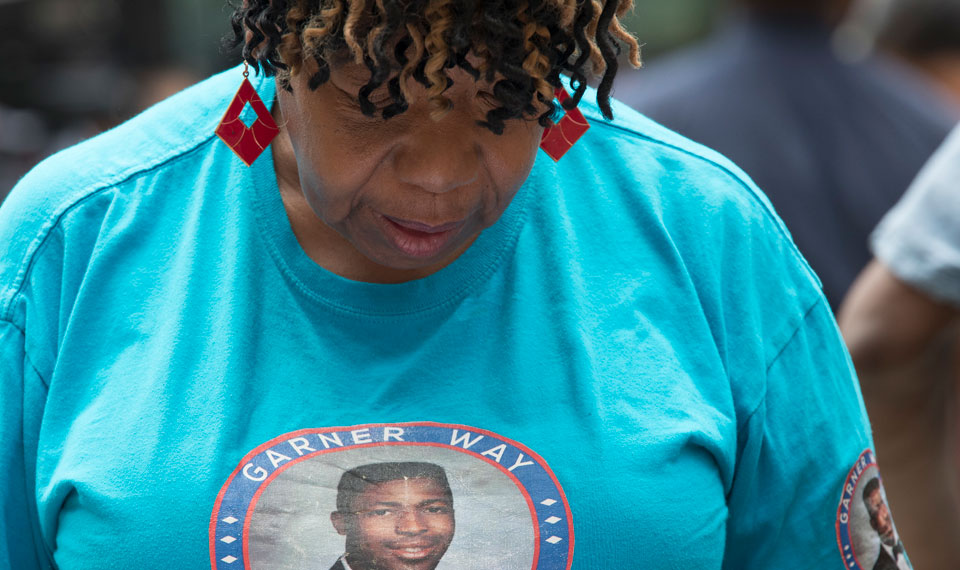 Five years after Eric Garner's death, no charges will be filed