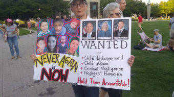 Nashville: Hundreds demand immediate closing of concentration camps