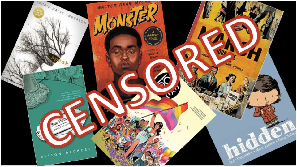 Thought police: Growing censorship of comics threatens education