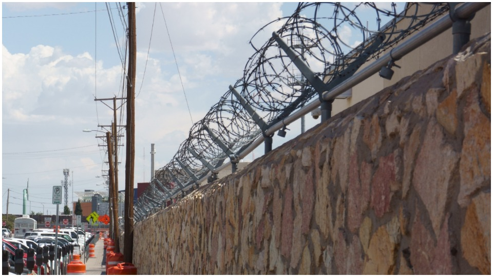 'It's nothing but intimidation tactics': On the border in El Paso, Texas
