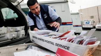 Letter Carriers open bargaining with U.S. Postal Service on new pact