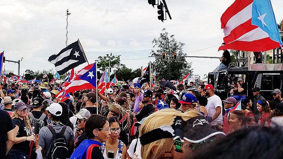 Puerto Rican 'people's assemblies' begin to challenge U.S. colonialism
