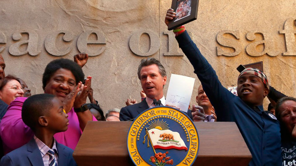 New Calif. law is one of nation's strongest to prevent police shootings