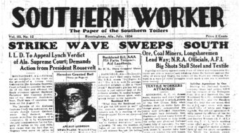 Saga of 1930s Alabama Communists has lessons for today
