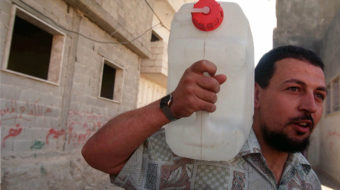 Rivers of dust: Water shortages hitting the Middle East—and everywhere else