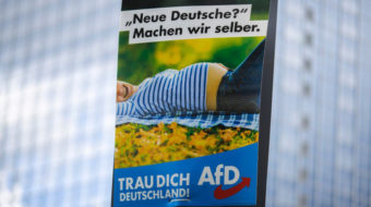 Germans brace for fall showdown with their new breed of fascists