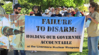 On anniversary of Hiroshima, demands for end to nuclear weapons