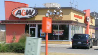 A&W burger bosses put Canadian workers on anti-union watch list