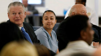 Cyntoia Brown released from prison after serving 15-years of a life sentence