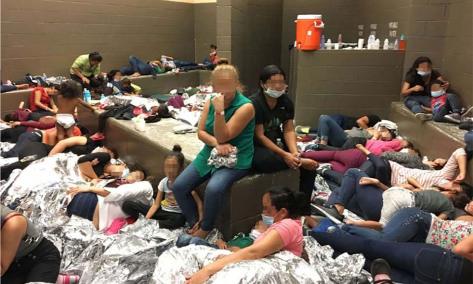 Trump plan: Split migrant kids from parents, with no time limit