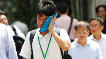 57 dead, 18,000 hospitalized in Japan heat wave