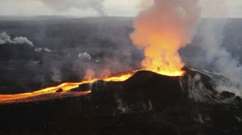 Water found in Hawaiian volcano could lead to eruptions