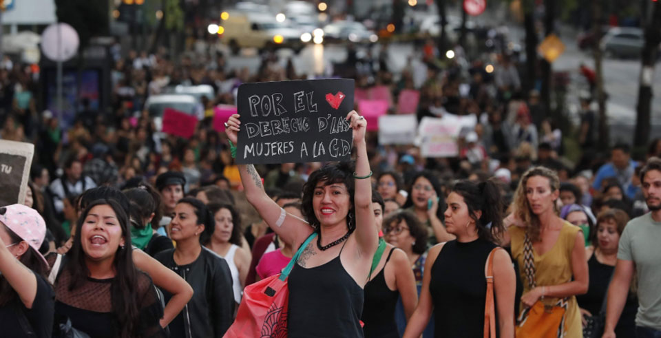 Militarization of police brings rise in sexual violence in Mexico