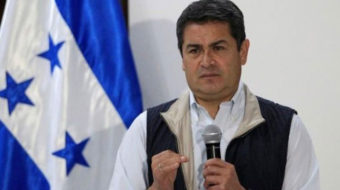 Honduras president implicated in narcotics-related corruption