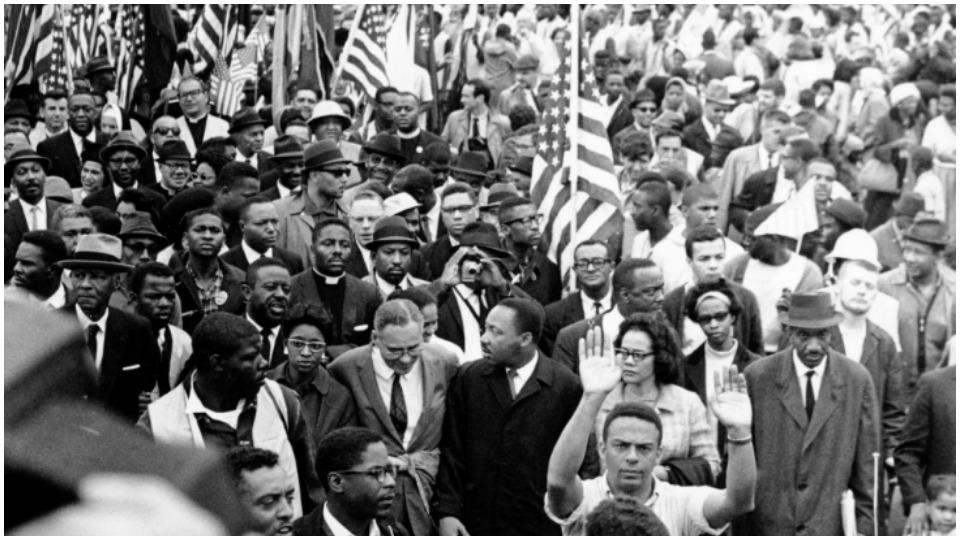 1619 anniversary: Black freedom struggle made U.S. more democratic for all