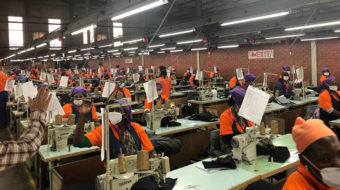 Groups force Lesotho clothing factories owner to end gender-based violence