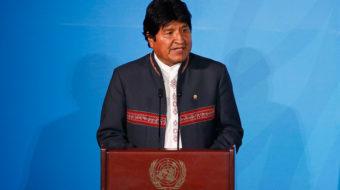 Bolivia desarrolla una política exterior soberana, afirma canciller