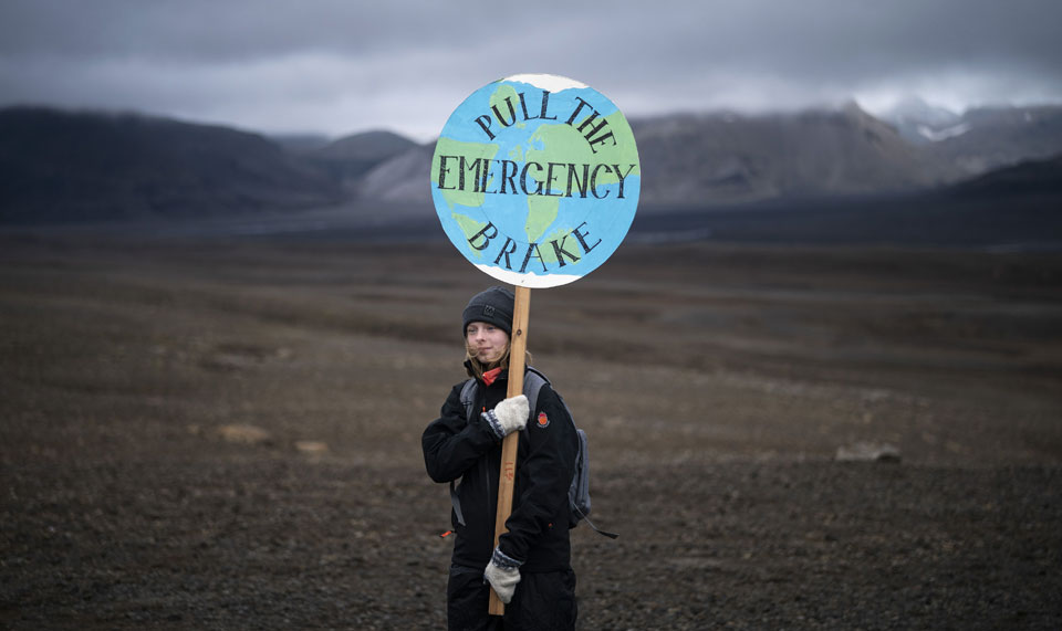 Funerals for glaciers: Is it too late for Europe's Green New Deal?