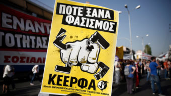 Defeating fascism: Greece's neo-Nazi Golden Dawn party is collapsing