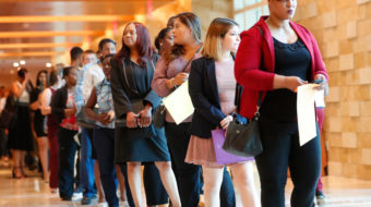 Jobs numbers conceal real unemployment and underemployment rate of 7.2%