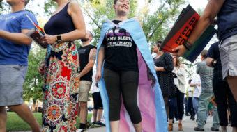 Democrats host historic LGBTQ presidential forum