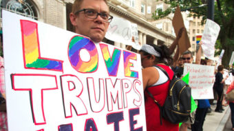 Trump Labor Dept. to OK hiring discrimination against gays