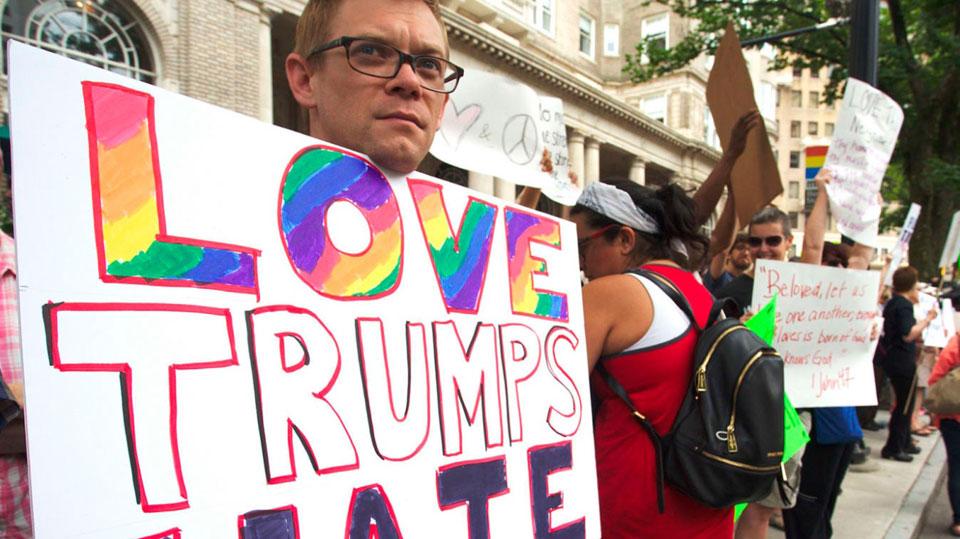 Trump Labor Dept. to OK hiring discrimination against gays