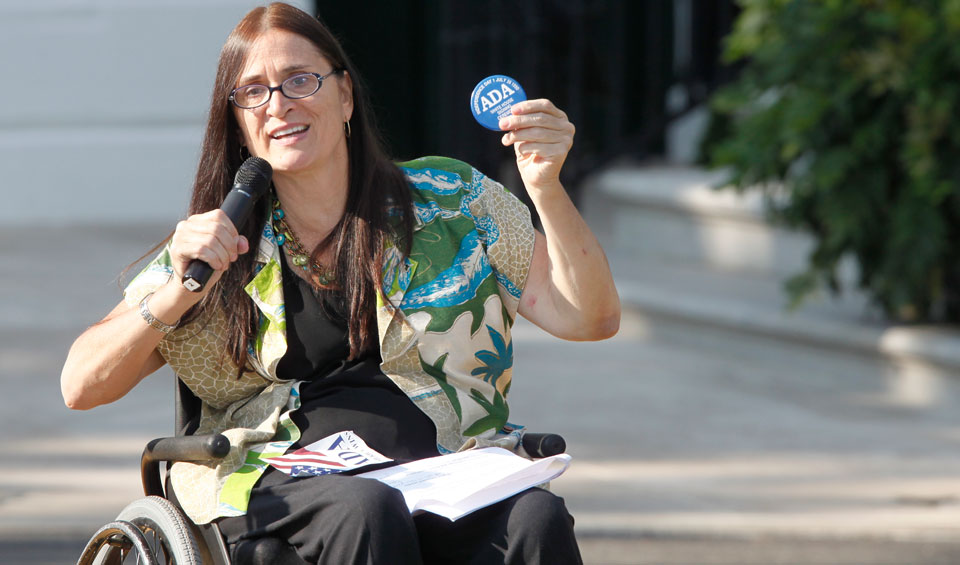 Marca Bristo leaves behind a legacy of disability justice