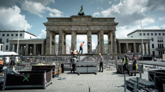 Will musical and film triumphs spill over into German politics?