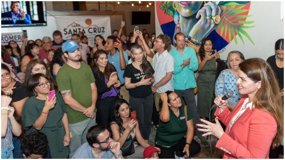 Tucson on road to elect first Chicana mayor