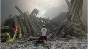From the 9/11 archives: Facing the future from Ground Zero