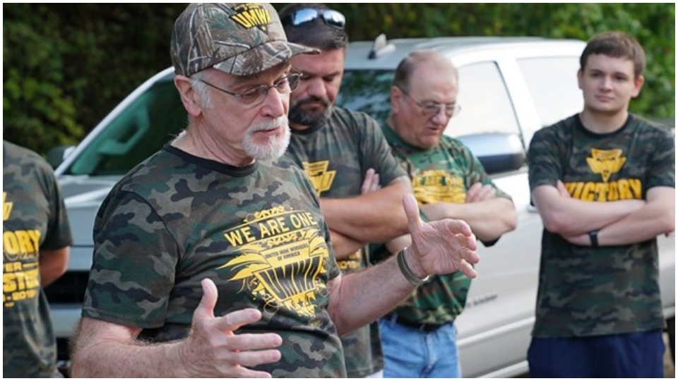 Miners' union president Cecil Roberts talks climate change, pensions, and more in D.C.
