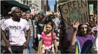 Around the world, millions strike demanding climate action