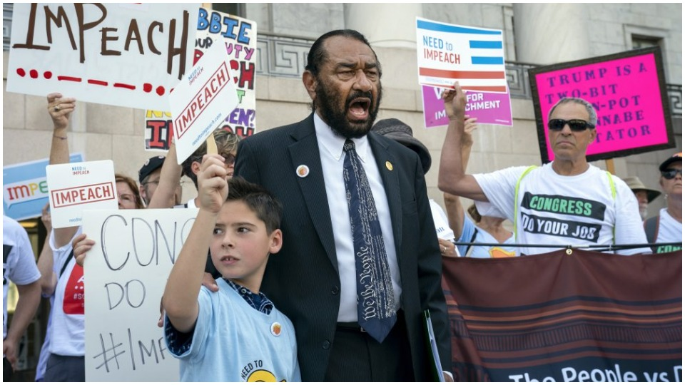 Impeachment inquiry follows rising popular demands for action