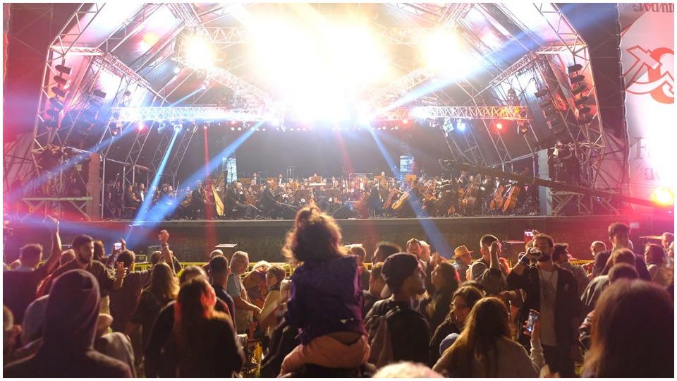 Beyond the music: Portugal's Avante! festival combines culture and Marxist politics