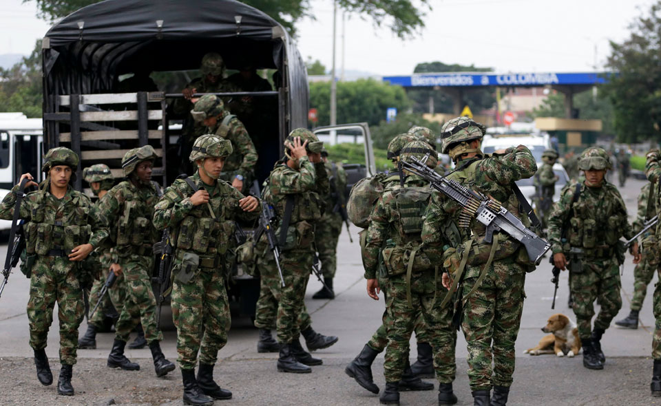 'Rio Pact' means war danger between Venezuela and Colombia, pressure on Cuba