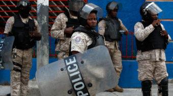 Más voces contra la injerencia en Haití