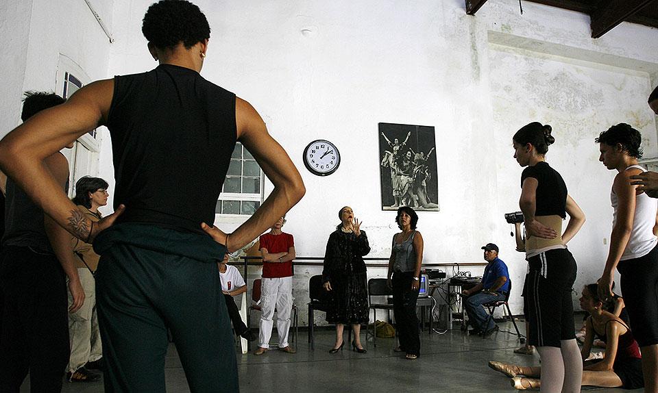 World famous Cuban ballerina Alicia Alonso dies