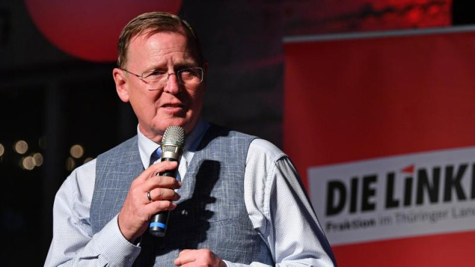 German left wins Oct. 27 vote but far right makes big gains