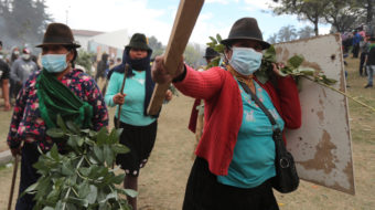 Indigenous-led protests force Ecuador to reverse fuel subsidy cuts ordered by IMF