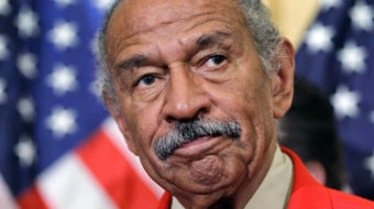 Rep. John Conyers: 53 years fighting for peace, justice, equality