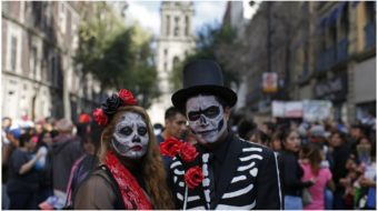 Is capitalism burying Mexico's Day of the Dead?