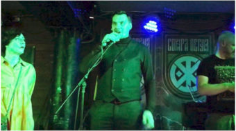 Ukrainian prime minister was guest speaker at neo-Nazi event
