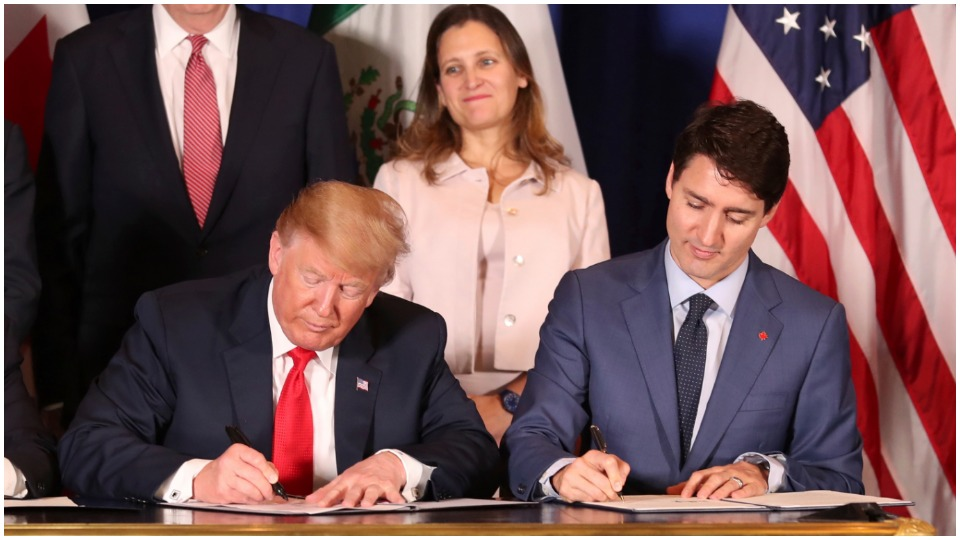 """Canada's """"Minister of War"""" Chrystia Freeland pursues """"America First"""" foreign policy"""