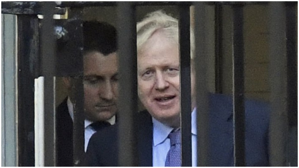 "Brexit déjà vu: U.K. and EU reach ""new"" deal, awaits parliamentary approval"