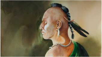 Panel on Cherokee War Chief held at Tennessee State Museum