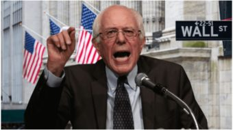 Why Wall Street red-baits Bernie Sanders
